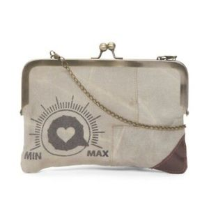Mona B min/max chain crossbody